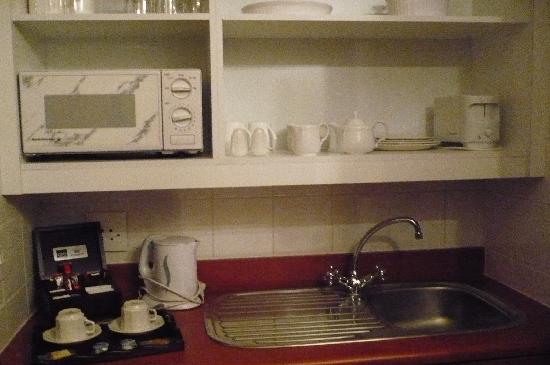 كورت يارد أركيديا: Kitchenette