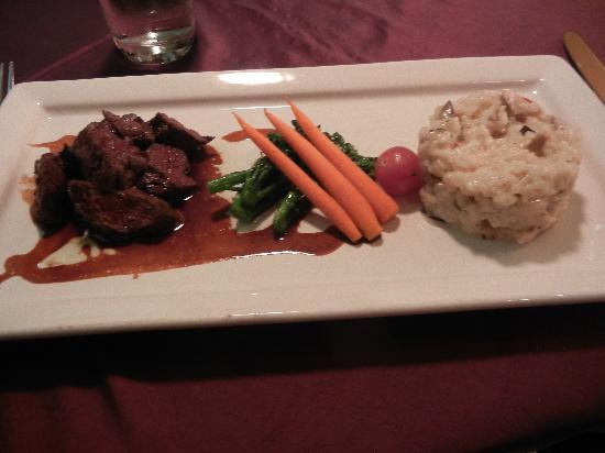 Soleil k: The Prime Hanger Steak