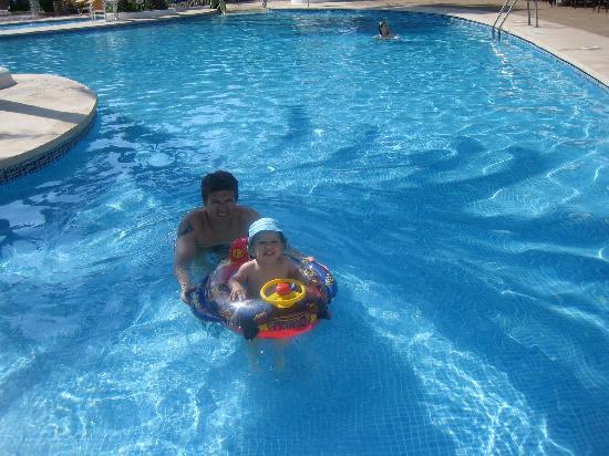 Iberostar Ciudad Blanca: the pool