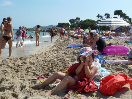 Lago Garden Hotel: Beach Son Moll