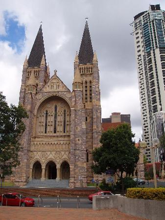 Brisbane, Australia: St John's Cathedral