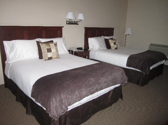 Miles Court: Standard room