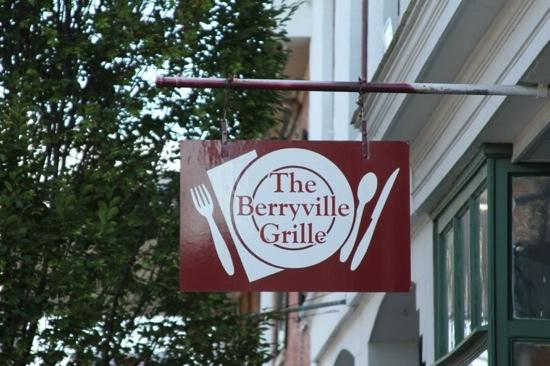 The Berryville Grille: Great food here
