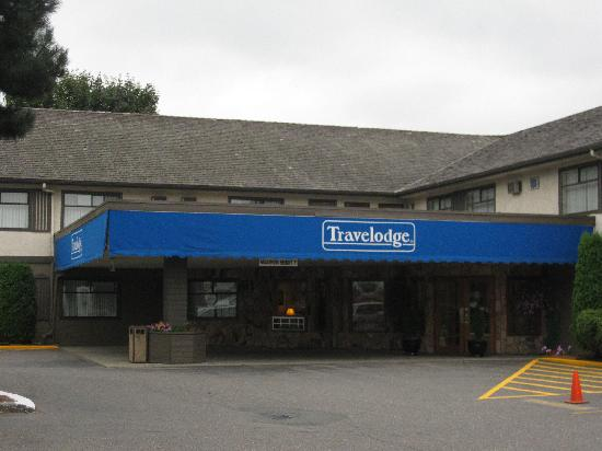 Travelodge Chilliwack: entrance