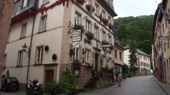 Hotel Heintz, Vianden.
