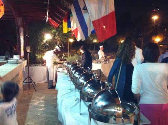 Ramada Jerusalem : la soirée du jeudi