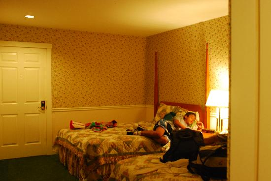 The Country Inn at Camden / Rockport: Double beds