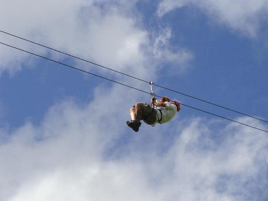 Canopy Adventure Zip Line Tours : Canopy Advenure Punta Cana