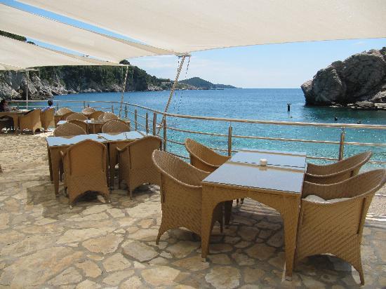 Hotel Bellevue Dubrovnik: Hotel Beach