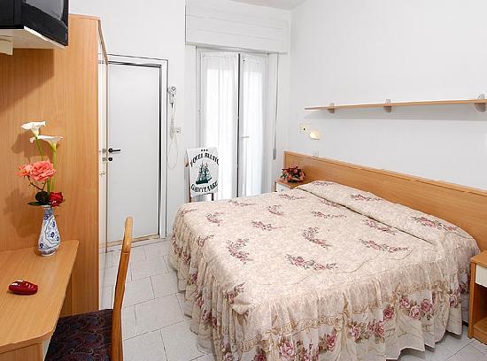 Hotel Baltic: le stanze
