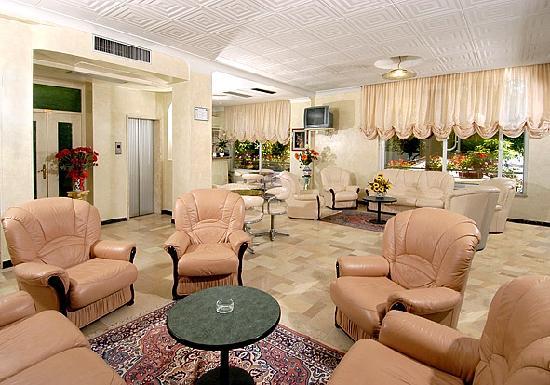 Hotel Baltic: la hall