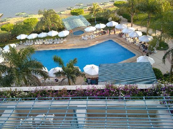 Ismailia, Egypt: Mecrure Hotel