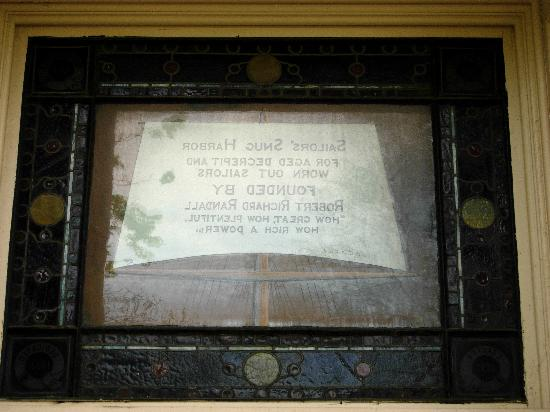 Staten Island, NY: origin of Snug Harbor