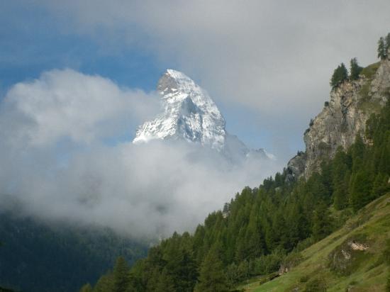 Chalet Hotel Ambassador: The Matterhorn