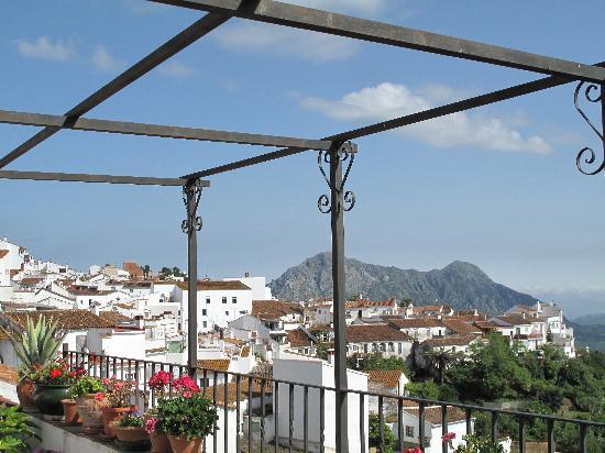 La Fructuosa: La terrasse