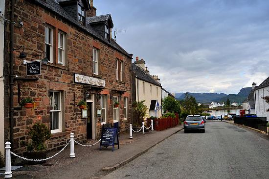 The Haven Guest House: The Haven Hotel Plockton