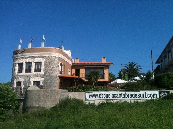 Somo, Spanyol: Casa del Surf
