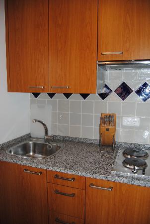 Porto Dona Maria Resort: Cocina