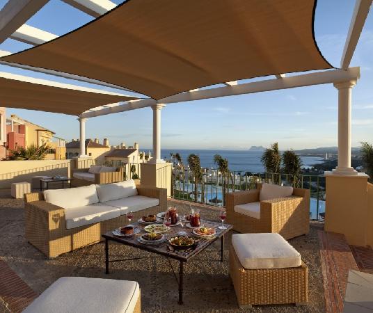 Pierre & Vacances Village Club Terrazas Costa del Sol : Terrace
