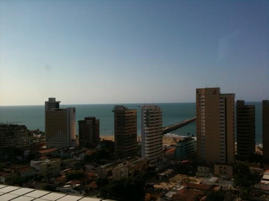 Novotel Fortaleza : the view from apt 1506