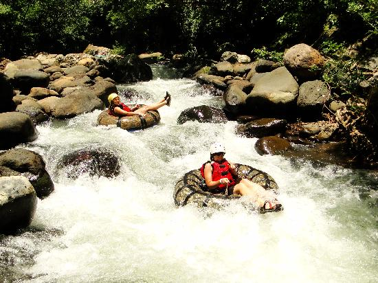 Kingdom Tours: Rolling down the rapids