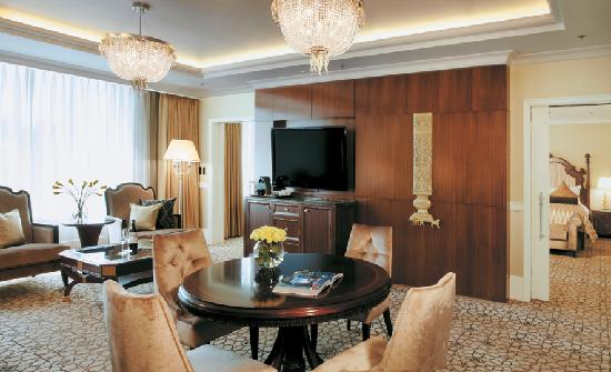 Lotte Hotel Moscow: Charlotte Suite
