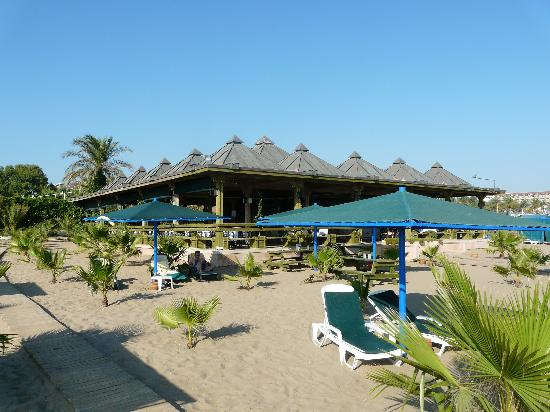 Paloma Oceana Resort: The beach.