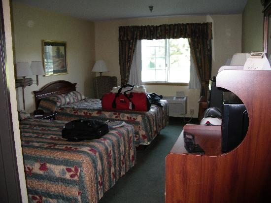 Country Inn By Carlson, Grand Rapids : Nice Clean Room