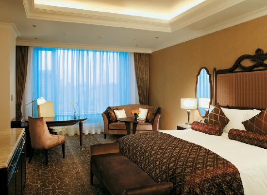 Lotte Hotel Moscow: Deluxe King Room