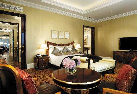 Lotte Hotel Moscow: Royal Suite Bedroom