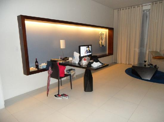 The Picasso Boutique Serviced Residences: Workarea