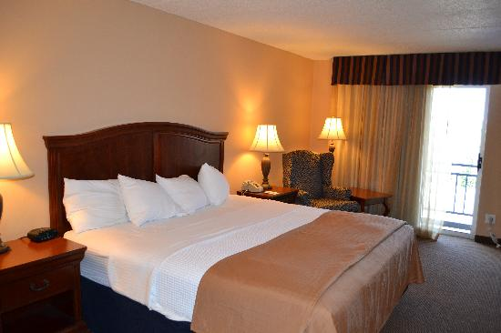 Best Western Resort Hotel & Conference Center: 1 Room Suite