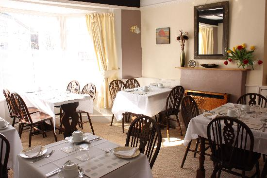 Radcliffe Guest House: .
