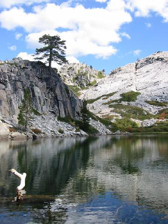 Nevada City, Kaliforniya: Hidden Grouse Lakes Wilderness Jewel