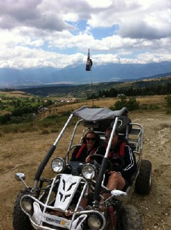Razlog Valley Tours: buggy tour