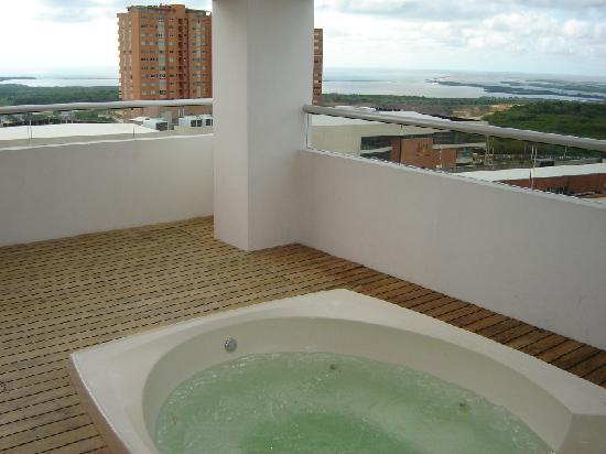 Atlantis Suites: Panoramica desde el Sky