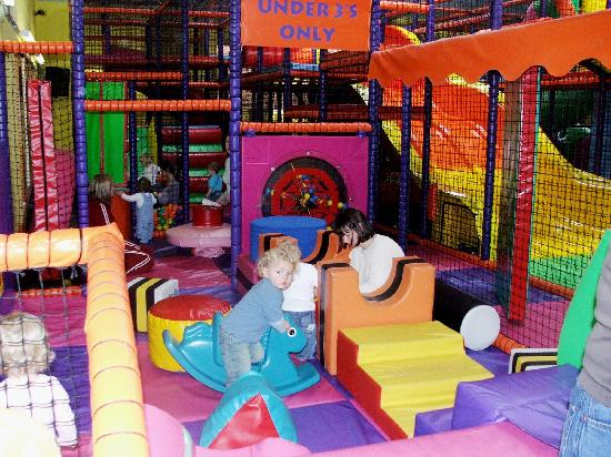 Funky Town Play: Toddler play area