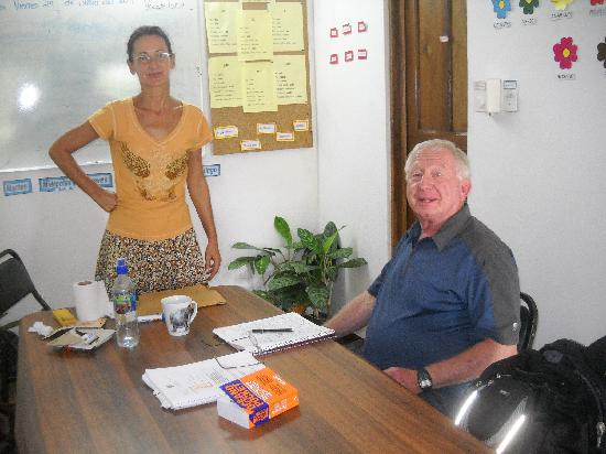 Academia de Espanol D'Amore: Private tutories