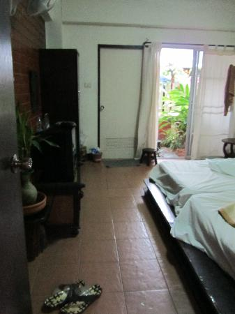 Baan Pim: room