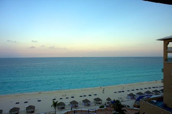 The Ritz-Carlton, Cancun: A view from our room
