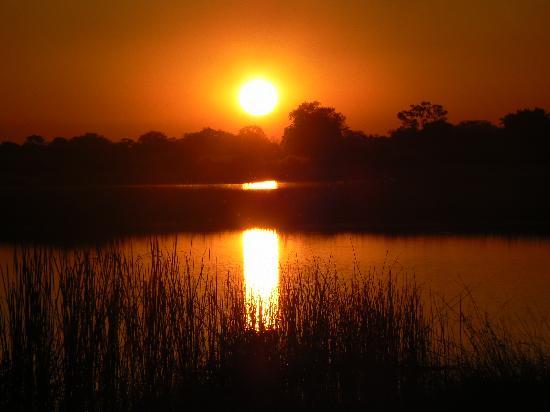 Caprivi Region, Namibia: Rosso Africa