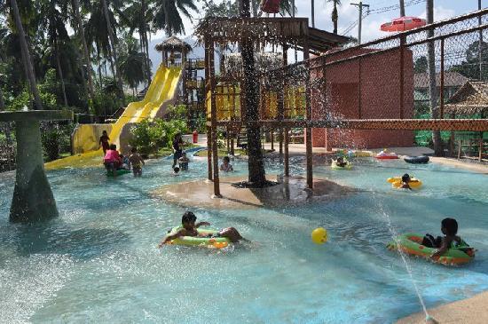 Lamai Beach, Thailand: coco splash waterpark 2