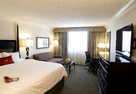 Crowne Plaza Portland-Downtown Convention Center: Standard King room