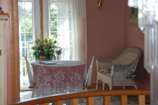 Villa Alexandrea Bed & Breakfast: Particolare della casa