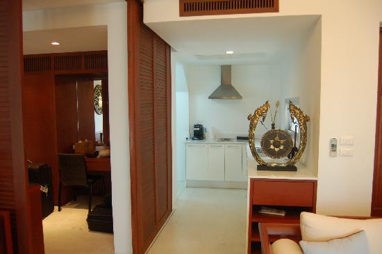 Villa Elisabeth: chambre muni d une cuisine!
