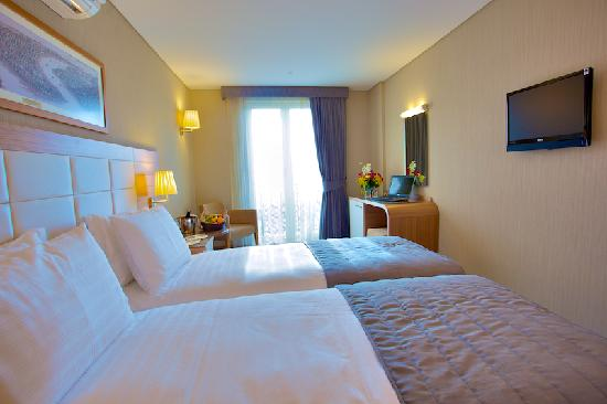 Hotel Istanbul Trend: Twin Room