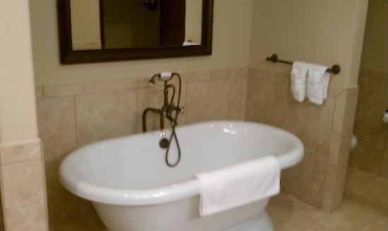 The Oread: Bathtub