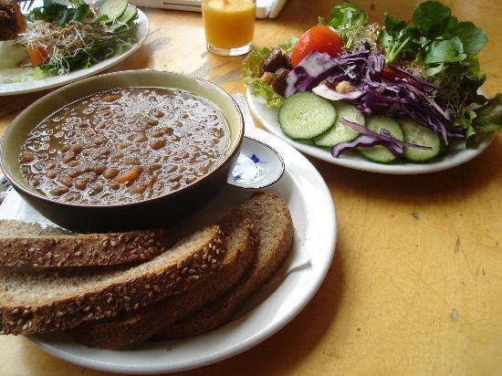 De Bolhoed : Lentil soup