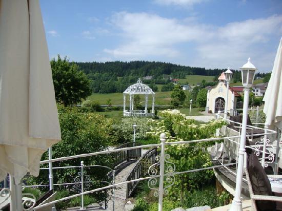 Hotel Bergergut : andere Seite der Love Suite