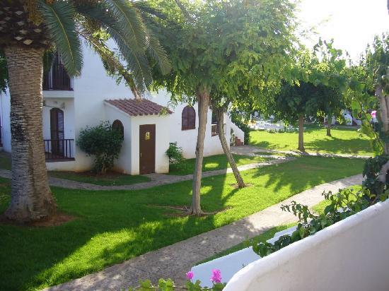 Son Bou Gardens Apartments : giardino esterno